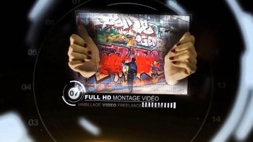 création vidéo entreprise ambiance présentation corporate mains féminines