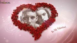 réalisation clip vidéo ambiance love amour cœur de roses