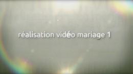 réalisation diaporama mariage thème vidéorama le moment